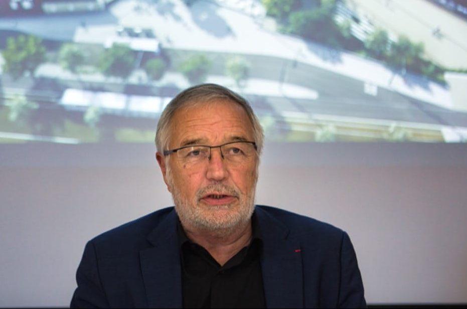François Rebsamen, © Arnaud Morel