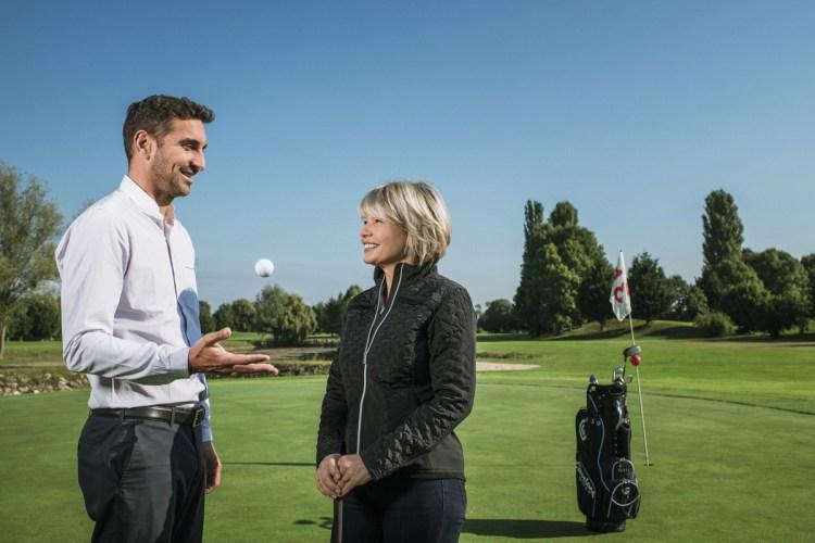 Employée par la société LCDP, Isabelle Pierrey, la présidente du golf de Beaune, a placé sa confiance et le destin du parcours entre les mains de l'expert Arnaud Verhaeghe.