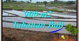 DIJUAL MURAH TANAH di TABANAN BALI TJTB308