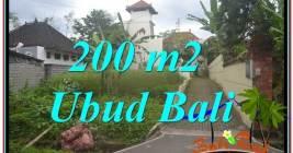 INVESTASI PROPERTI, DIJUAL TANAH di UBUD BALI TJUB632
