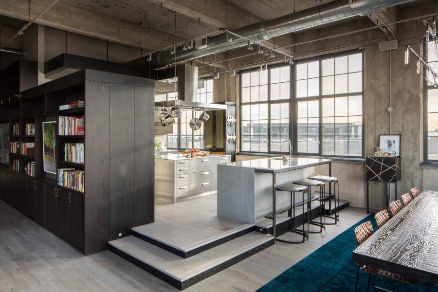 Todo sobre el Loft  Lofts de diseo y estilos de lofts