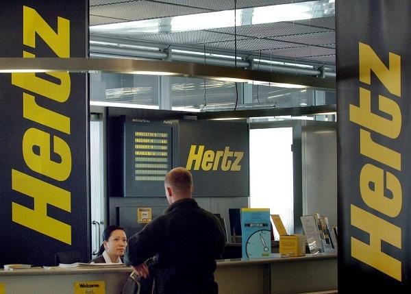 Hertz - Χρεοκοπία