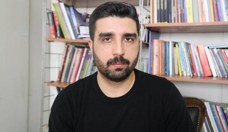 Gözaltına alınan avukatlardan Ramazan Demir