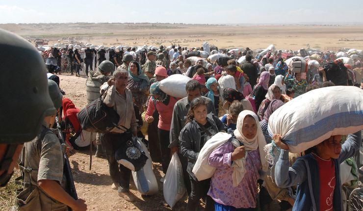 suriyeli göçmenler ile ilgili görsel sonucu