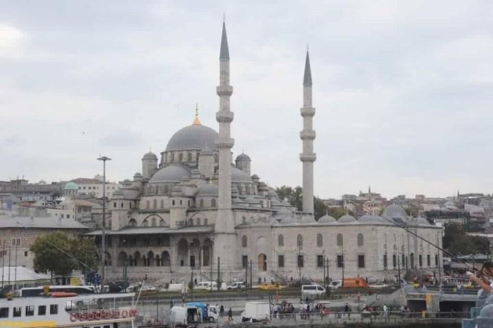 Tarihi Yeni Camii.