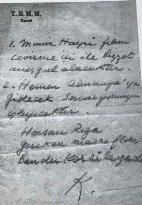Atatürk ne zaman 'Hayatımda hiç bu kadar gülmedim' dedi? 19