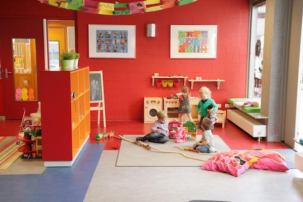 Kinderopvang peutergroepen 2-4 jaar Driestam Eindhoven