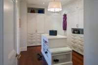 ikea-track-lighting-Closet-Traditional-with-built-in-bench ...