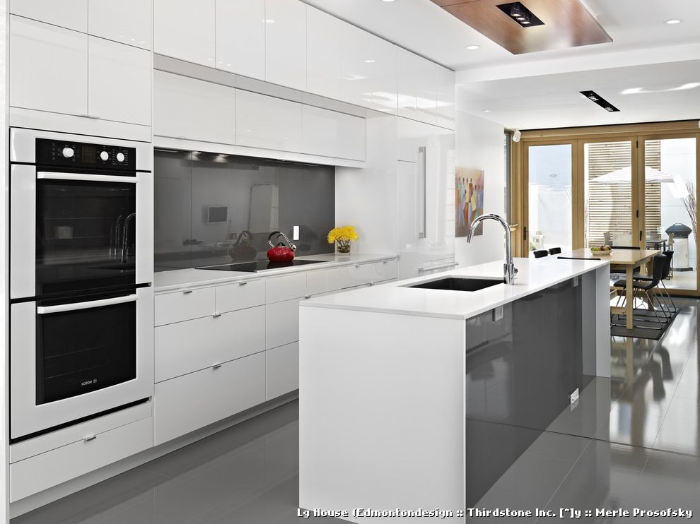Ikea Houzz for Contemporary Kitchen and Cooktop