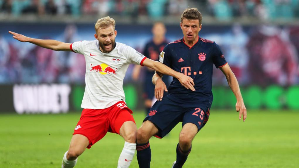 RB Leipzig Holds Bayern to Frustrating Draw-dikoder.com