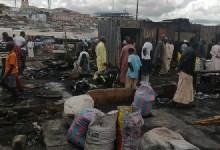 Central Market Kumasi - 54 shops damaged.dikoder.com