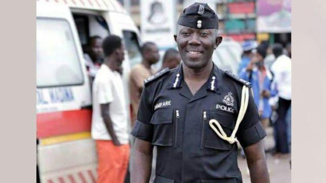 George Akuffo Dampare