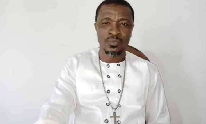 Apostle Felix Gadogbo.dikoder.com