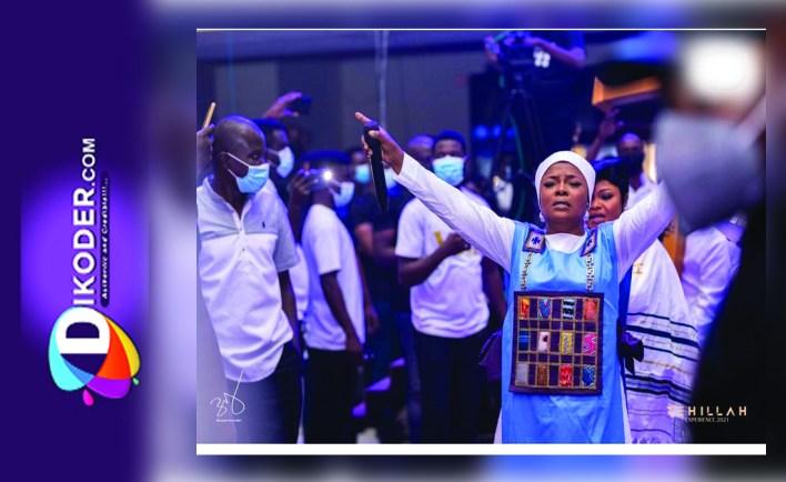Ohemaa Mercy 2021 Tahillah Experience