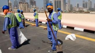 African migrant workers brutalised in UAE