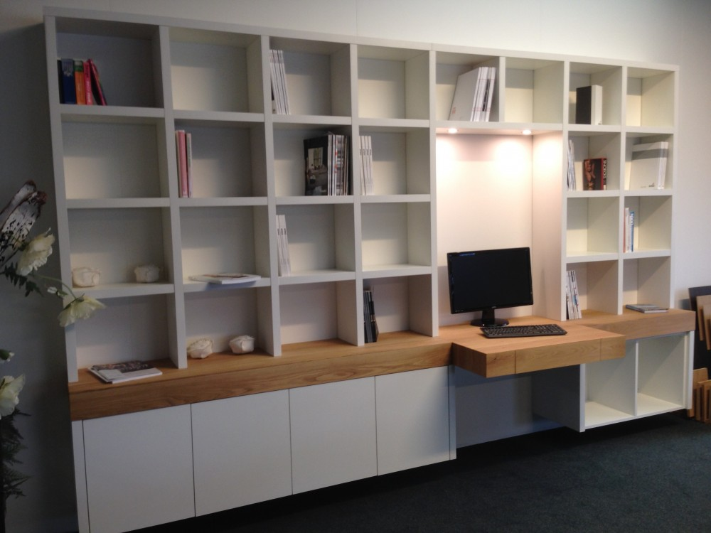 Boekenkasten  Diks Design
