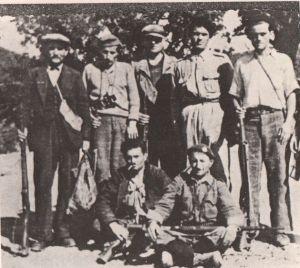 ΜΑΥδες (ΜΑΥ- Μονάδες Ασφαλείας Υπαίθρου). Η δράση τους ήταν οργιώδης εναντίον των ανταρτών και των αριστερών πολιτών