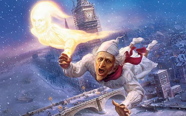 Ο Ντίκενς και η επινόηση των Χριστουγέννων