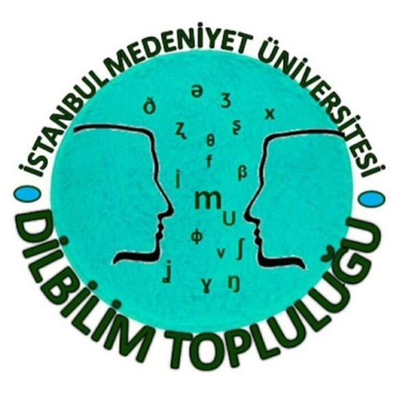Logo of İstanbul Medeniyet University Linguistics Community