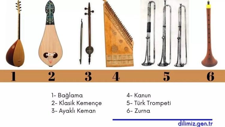 Türk Müziği Çalgılarının Avrupa Müziğine Etkileri