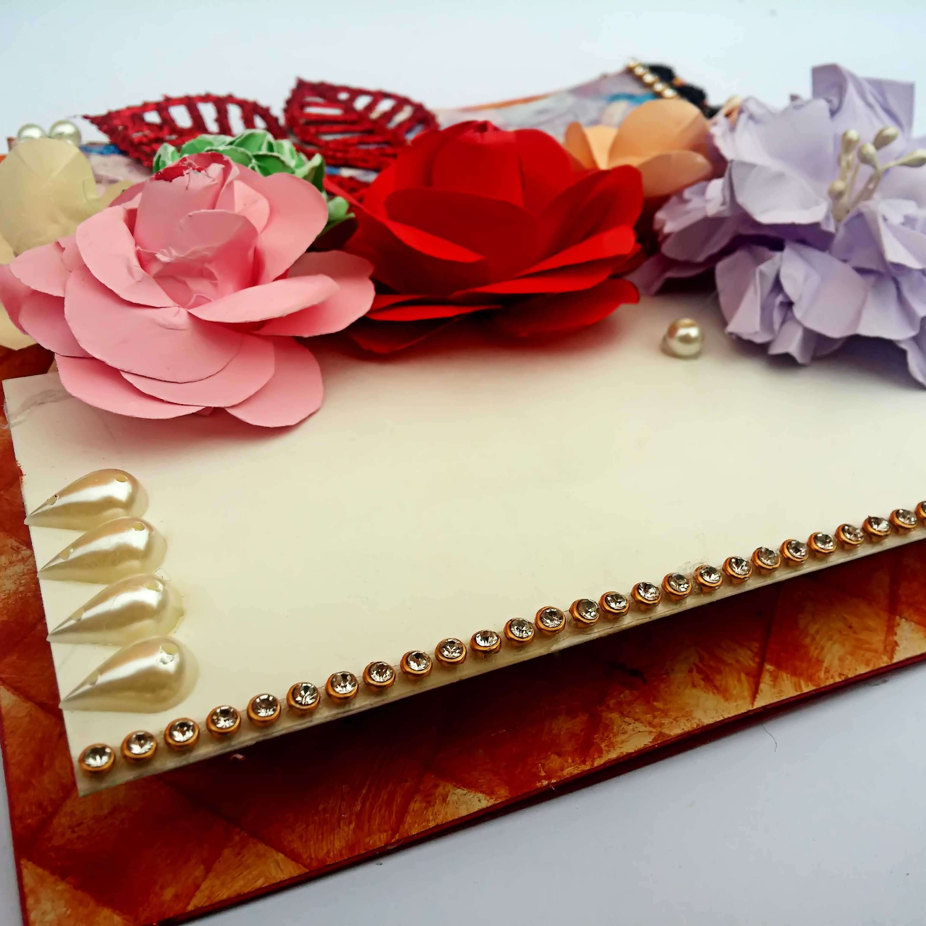 Beautiful Gift Boxes with beautiful Cards | Art & Craft Online Store