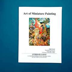 Art of miniature painting
