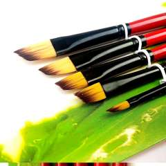 Angular Royal-Art Paint Brush Set