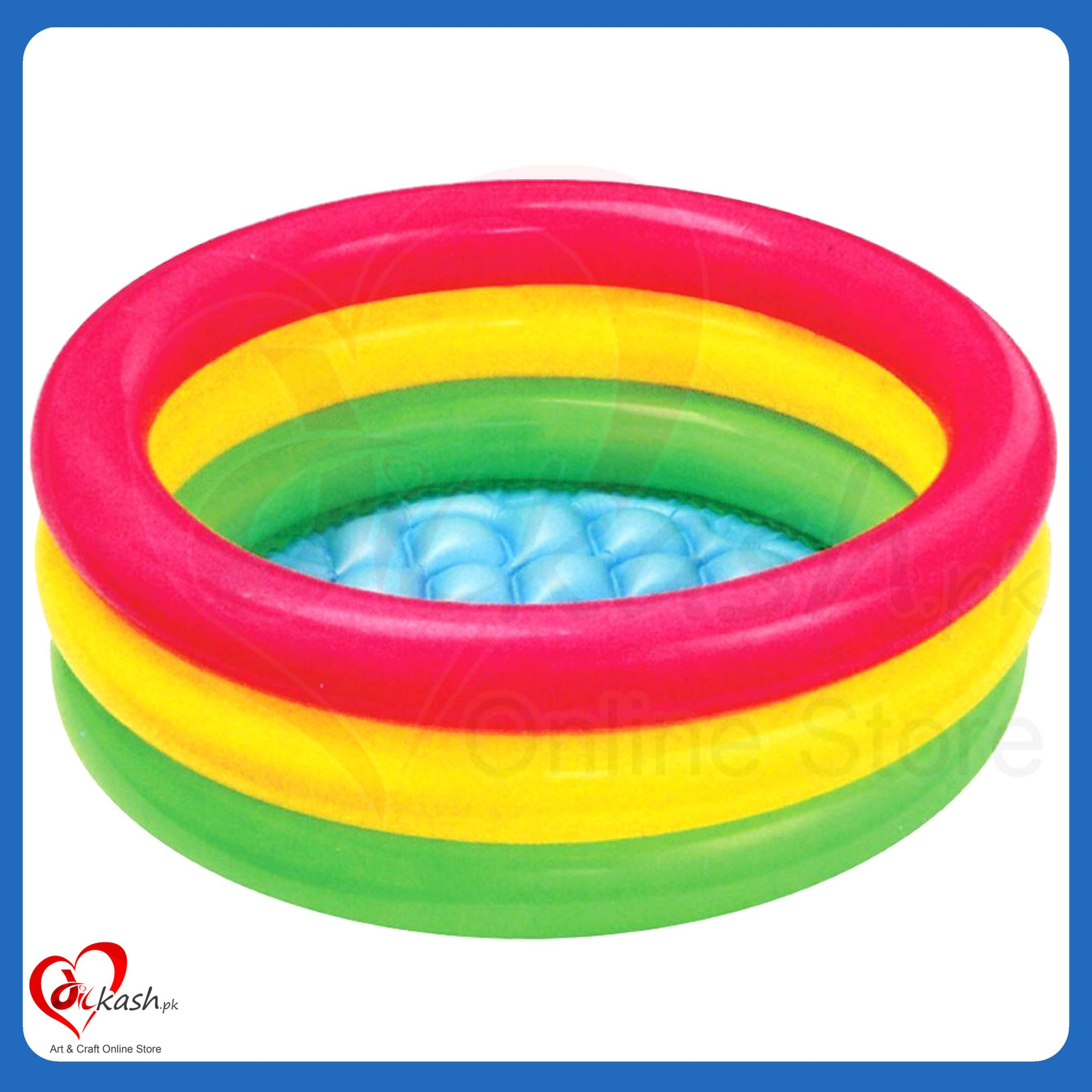 Kids Swimming Pools - 2 Feet - INTEX 57107NP- 6941057402383