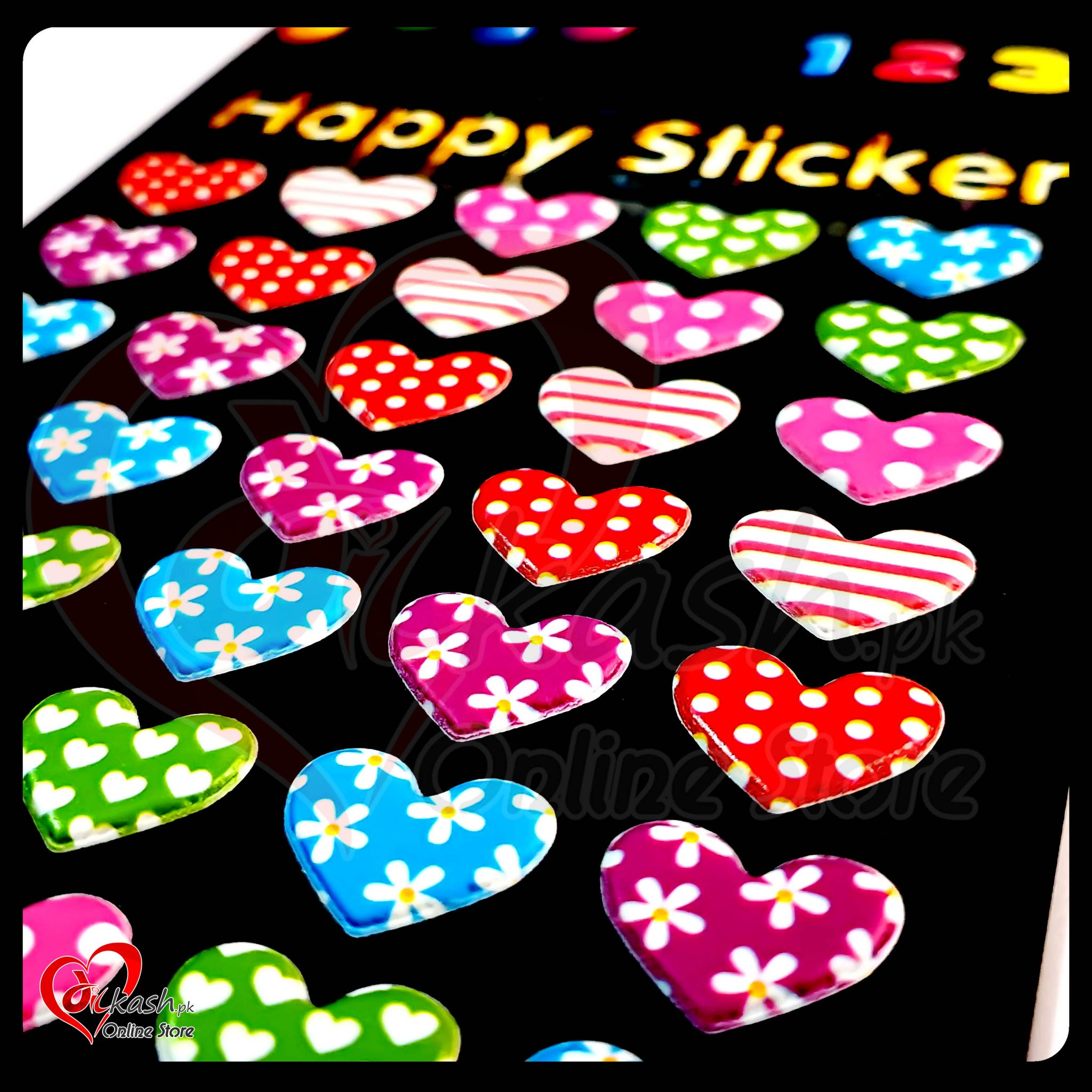 Stickers Online - Happy Sticker - ACC-018