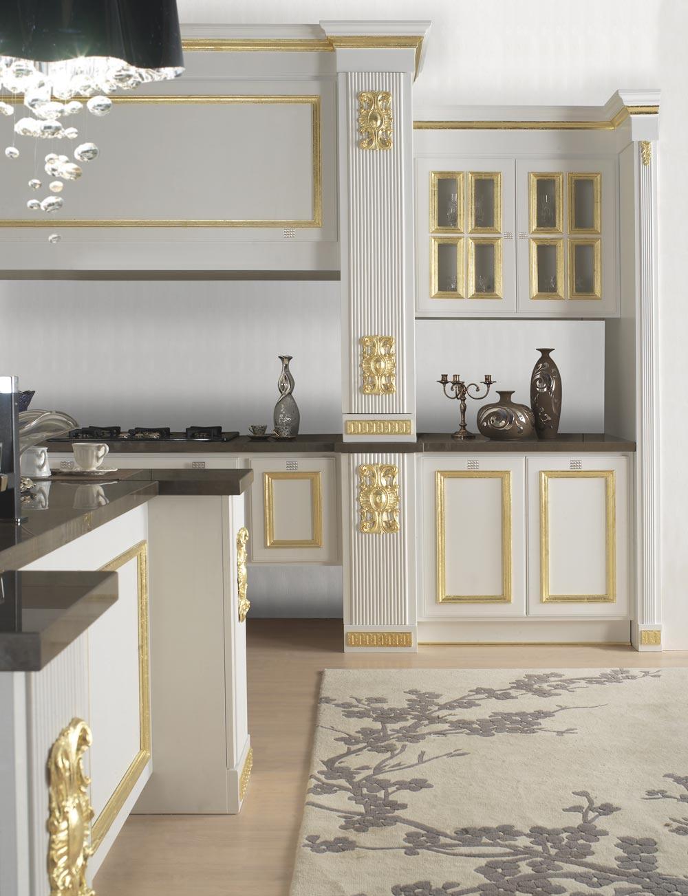 La Collezione Cucine Contemporanee la Cucina Luxury  DIMA Cucine DAutore  Cucine e Mobili su