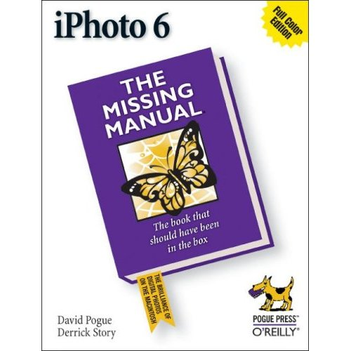 iPhoto book review