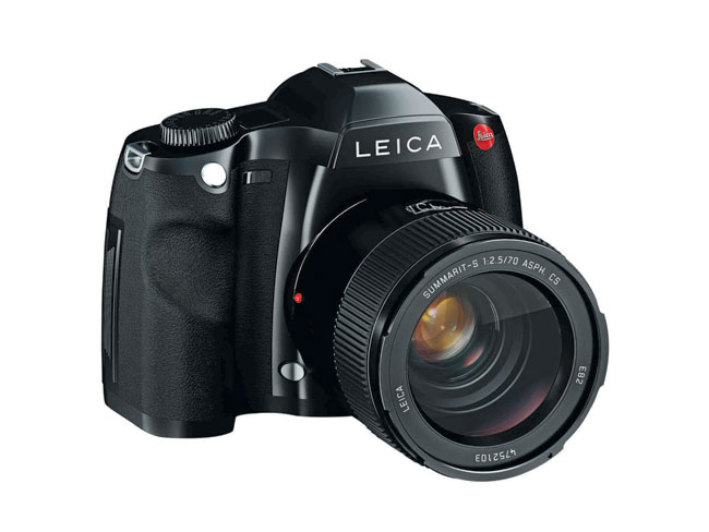 Leica S2 digital camera