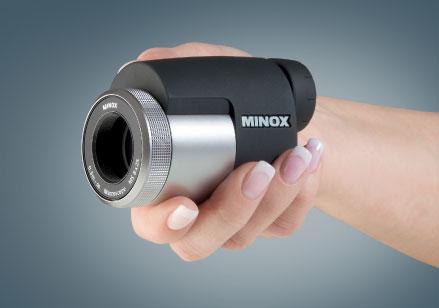 Minox Spy Camera