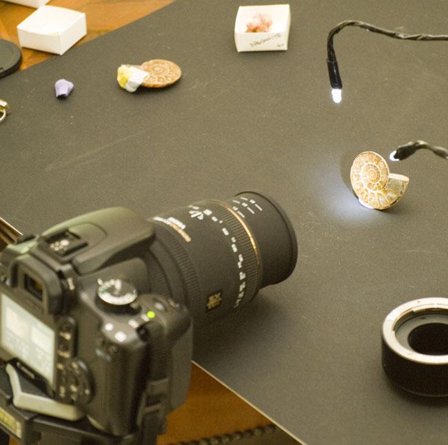 lighting for macro photography