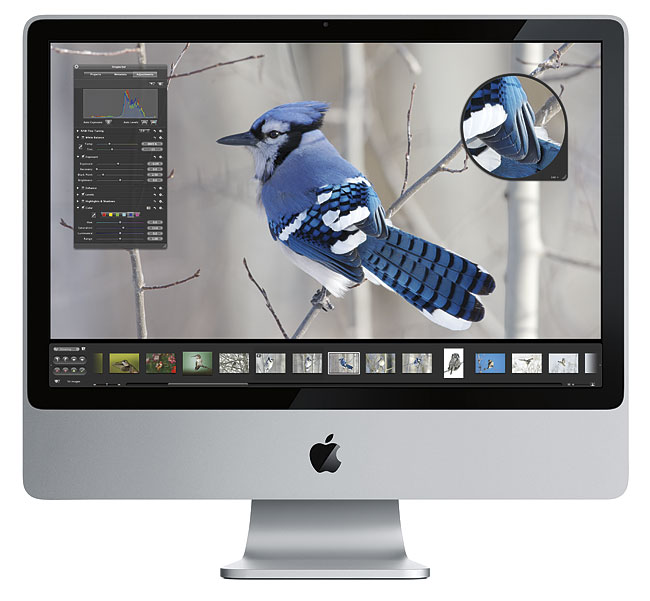Apple Aperture 2 photography software