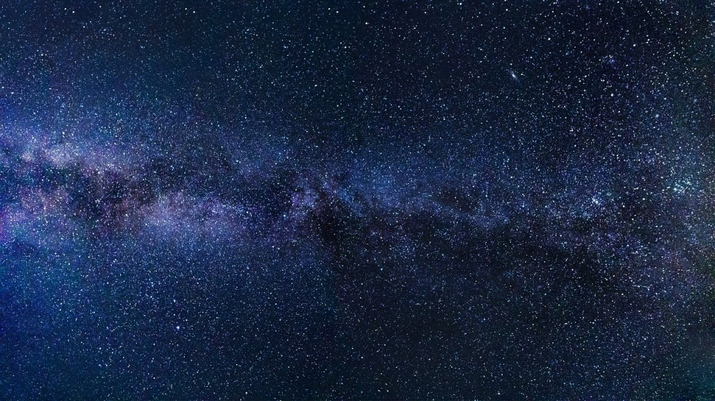milky way, starry sky, night sky