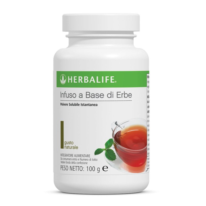 Herbalife infuso alle erbe naturale