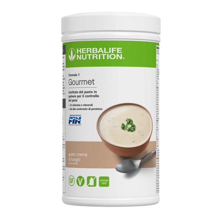 Herbalife Formula 1 gourmet gusto funghi