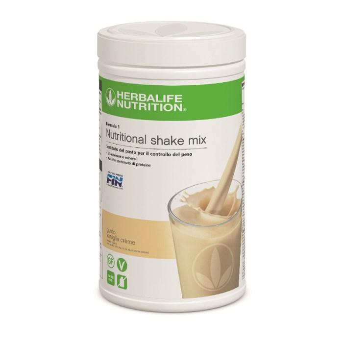 Herbalife Formula 1 gusto vaniglia