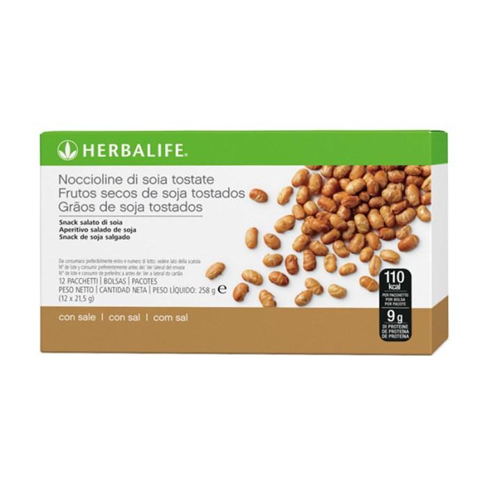 Herbalife noccioline di soia tostate