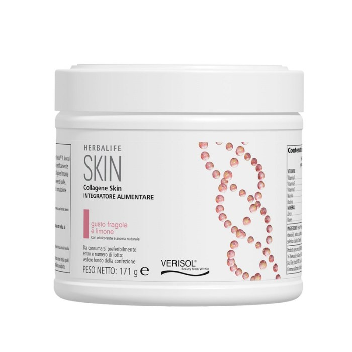 herbalife collagene skin