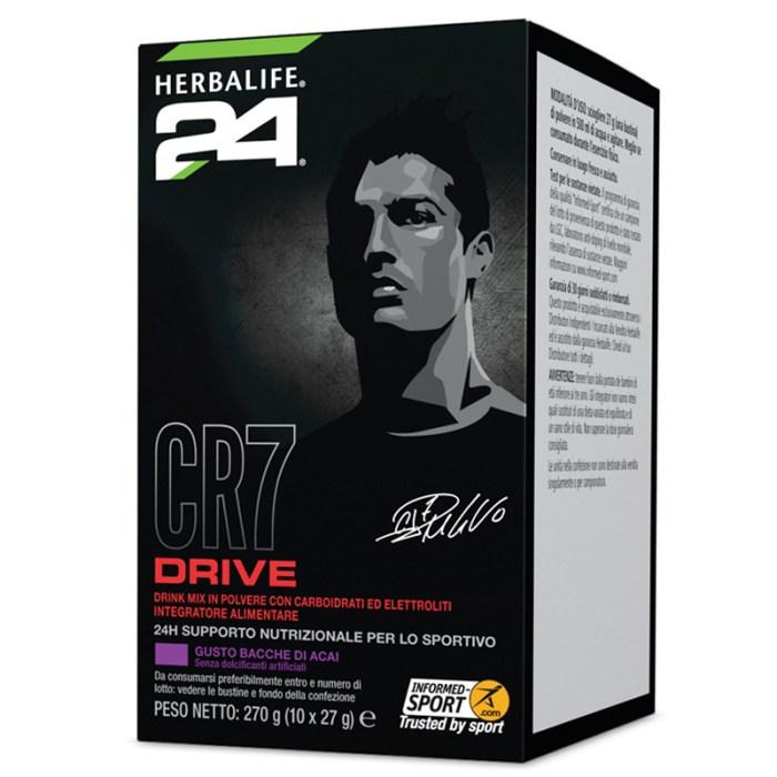 H24 CR7 Drive Bacche di Acai 20 porzioni