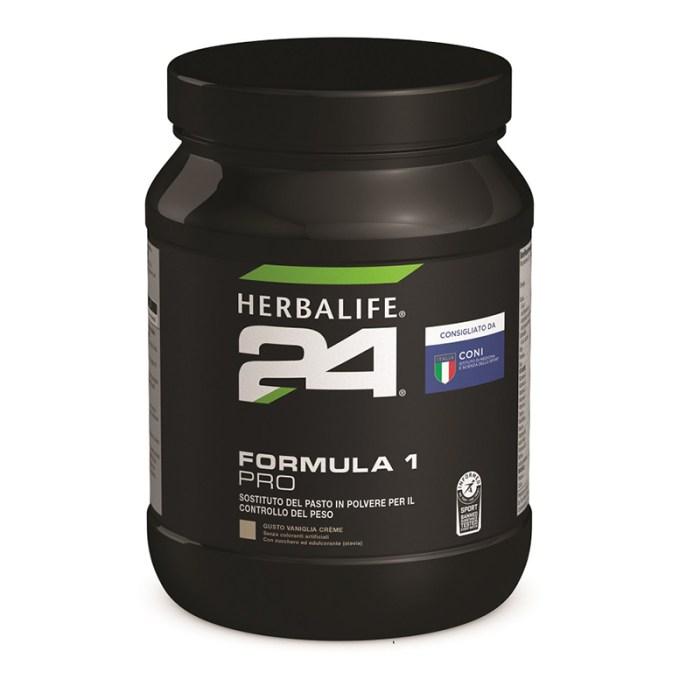 Herbalife24 Formula 1 Pro Vaniglia