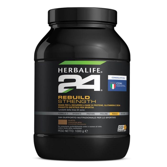 H24 Rebuild Strength Cioccolato 1000 g