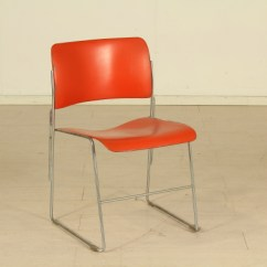 David Rowland Metal Chair Best Office For Back Pain Chairs Modern Design Dimanoinmano It