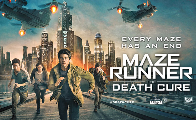 [MOVIE REVIEW] Maze Runner: The Death Cure