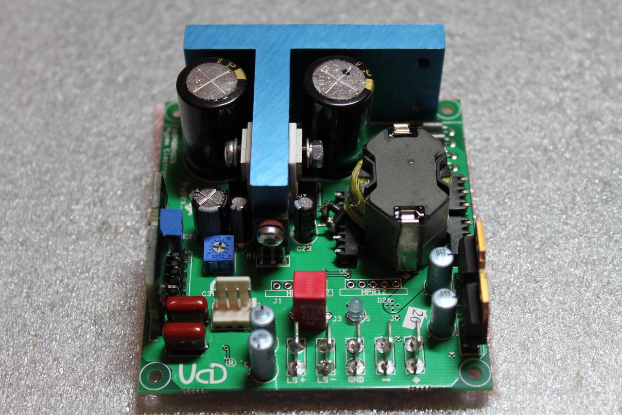 High Quality Monoblock Power Amplifier