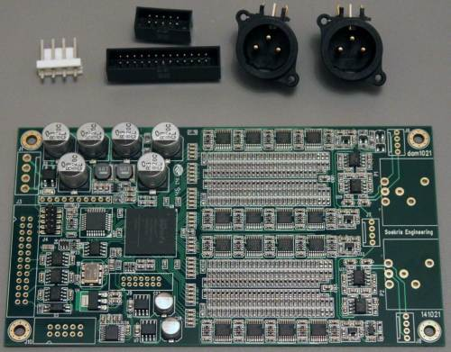 small resolution of board with parts