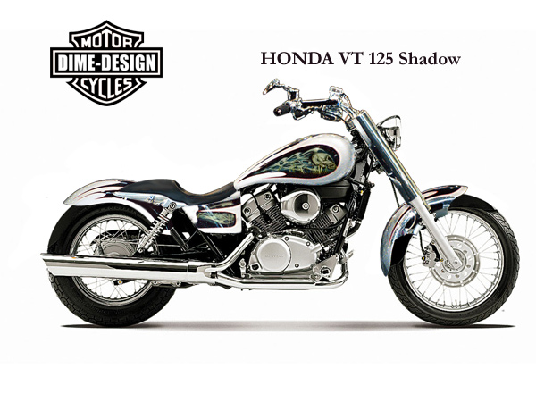 customizing, custombikes, VS 1400, Suzuki Intruder