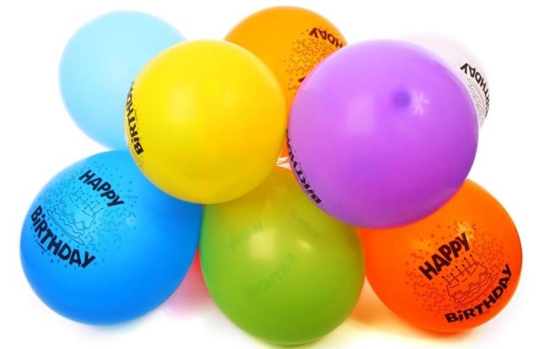 Balon Ulang Tahun Anak